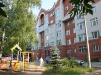 neighbour house: st. Serov, house 9. Apartment house