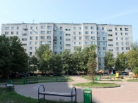 neighbour house: st. Serov, house 10А. Apartment house