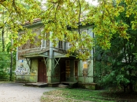 Klimovsk, Shkolnaya st, house9