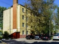 Korolev, st Karl Libknekht, house 1. Apartment house