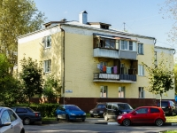 Korolev, st Karl Libknekht, house 2. Apartment house