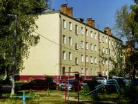 Korolev, st Karl Libknekht, house 3. Apartment house
