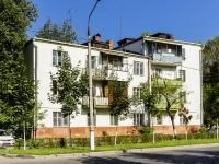 Korolev, st Karl Libknekht, house 6. Apartment house