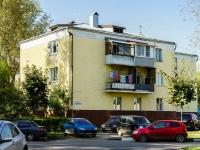 Korolev, st Lenin, house 11. Apartment house