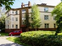 Korolev, st Lenin, house 15. Apartment house
