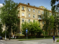 Korolev, st Frunze, house 26. Apartment house