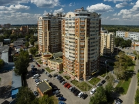 Korolev, st Frunze, house 1Б. Apartment house