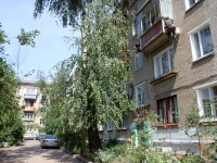 Lytkarino, Sportivnaya st, house 11. Apartment house