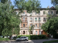 Lytkarino, Oktyabrskaya st, house 14. Apartment house