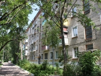 neighbour house: st. Parkovaya, house 4. Apartment house