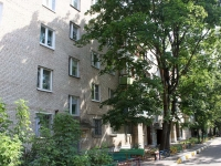 neighbour house: st. Parkovaya, house 18. Apartment house