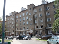 neighbour house: st. Pervomayskaya, house 16. Apartment house