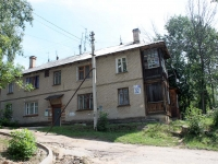 neighbour house: st. Pervomayskaya, house 32А. Apartment house