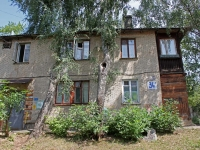 neighbour house: st. Pervomayskaya, house 34А. Apartment house