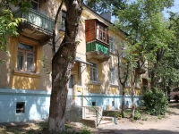 neighbour house: st. Ukhtomsky, house 6. Apartment house