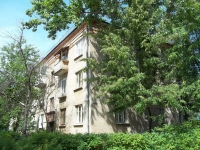 Lytkarino, Ukhtomsky st, house 11. Apartment house
