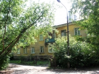 Lytkarino, Ukhtomsky st, house 16. Apartment house