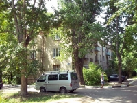 neighbour house: st. Ukhtomsky, house 17. Apartment house