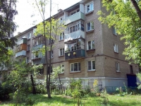 Lytkarino, Ukhtomsky st, house 25. Apartment house