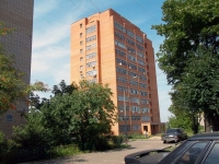 Lytkarino, Ukhtomsky st, house 28. Apartment house