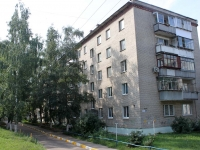 Lytkarino, 1st Kvartal , house 4. Apartment house