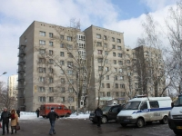 neighbour house: st. Ashkhabadskaya, house 1. hotel НПО МАШИНОСТРОЕНИЯ