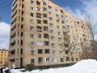 neighbour house: st. Ashkhabadskaya, house 21. Apartment house