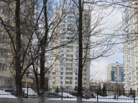 neighbour house: st. Ashkhabadskaya, house 27 к.1. Apartment house
