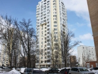 neighbour house: st. Ashkhabadskaya, house 27 к.3. Apartment house