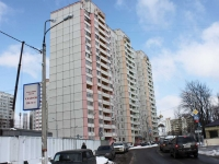 Reutov, Ashkhabadskaya st, house 33. Apartment house