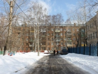 neighbour house: st. Voytovich, house 2. Apartment house