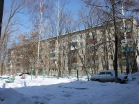 Reutov, Gagarin st, house 5А. Apartment house