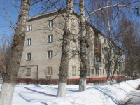 Reutov, Gagarin st, house 9. Apartment house