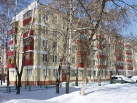 Reutov, Gagarin st, house 12. Apartment house