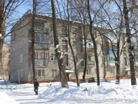 neighbour house: st. Gagarin, house 13. Apartment house