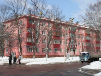 Reutov, Gagarin st, house 21. Apartment house