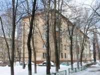Reutov, Gagarin st, house 22. Apartment house