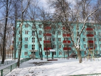 Reutov, Gagarin st, house 24. Apartment house