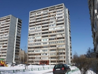 Reutov, Dzerzhinsky st, house 3 к.2. Apartment house