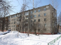 Reutov, Dzerzhinsky st, house 3. Apartment house