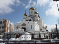 Reutov, church Троицкая, Pobedy st, house 15А/СТР