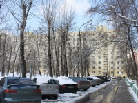 Reutov, Pobedy st, house 17. Apartment house