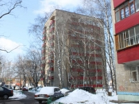 Reutov, Pobedy st, house 19Б. Apartment house