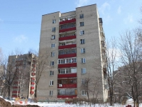 Reutov, Pobedy st, house 19. Apartment house