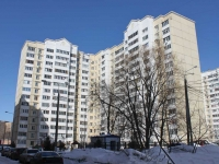 Reutov, Pobedy st, house 22 к.1. Apartment house