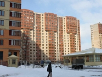 neighbour house: st. Oktyabrya, house 24. Apartment house