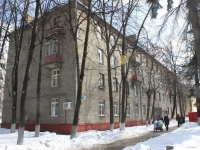 neighbour house: st. Lenin, house 10. Apartment house