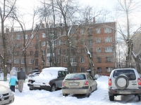 Reutov, Lenin st, house 13. Apartment house