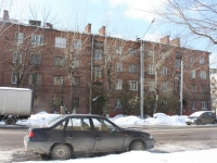 neighbour house: st. Lenin, house 15. Apartment house