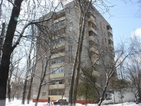 neighbour house: st. Lenin, house 31. Apartment house